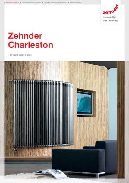 zehnder charleston zehnder group uk. Black Bedroom Furniture Sets. Home Design Ideas
