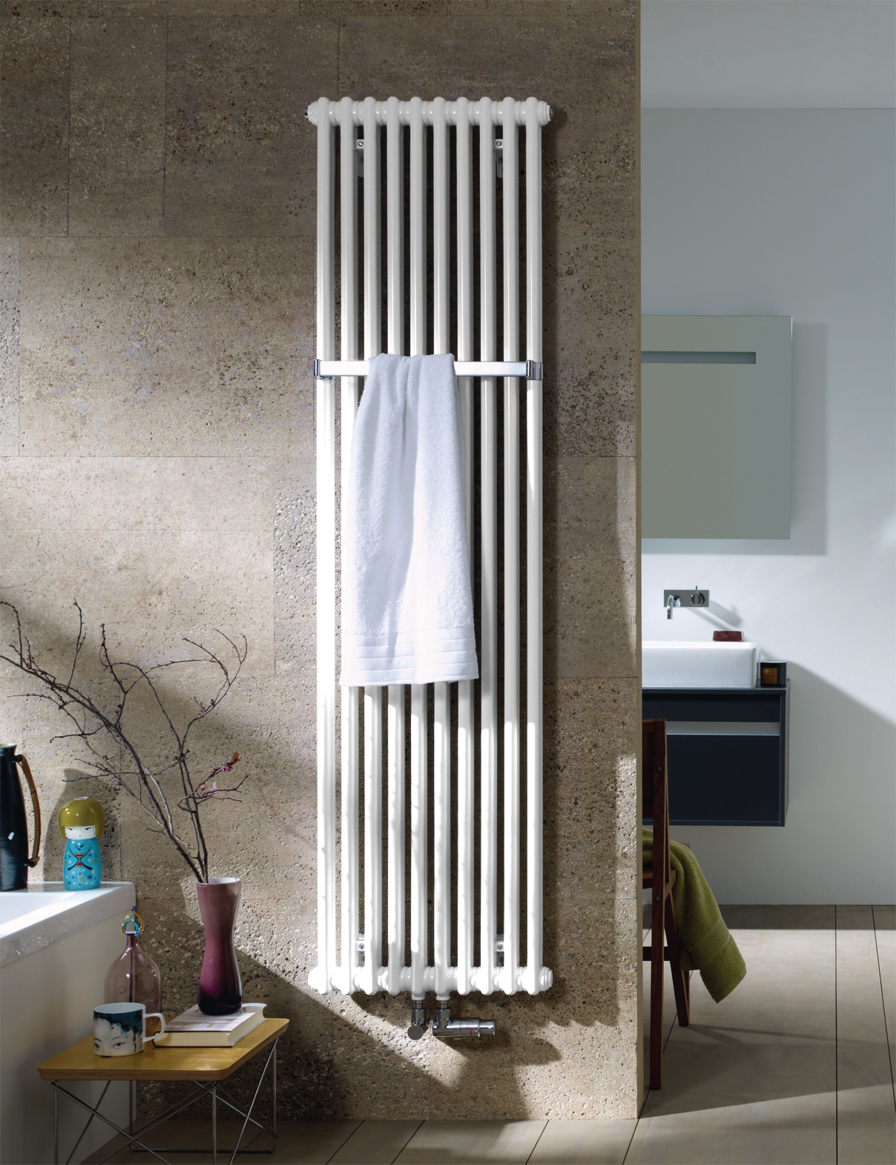 Zehnder charleston bar designer radiators - Ou placer ses radiateurs ...