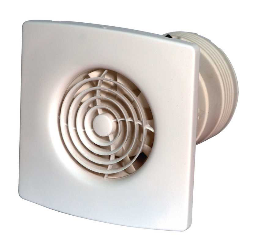 Silent Basic wall fan