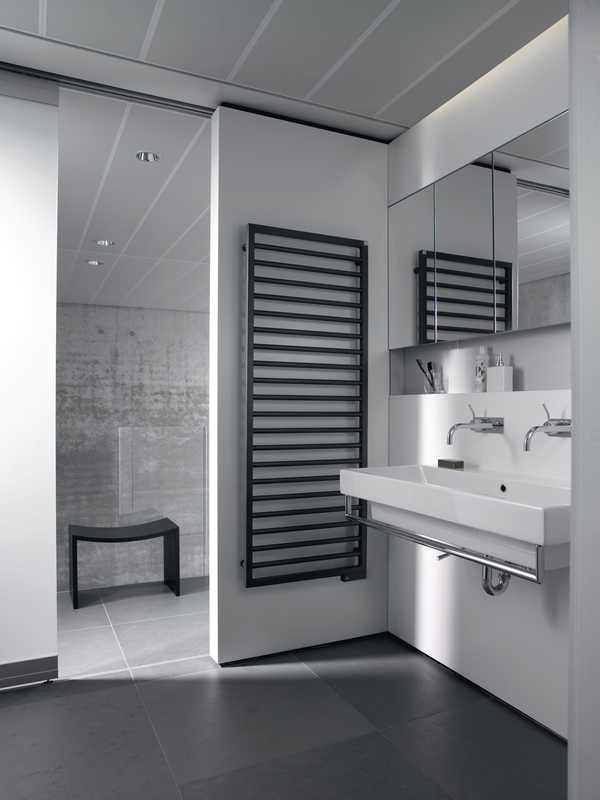 Zehnder subway designer radiators - Radiator badezimmer ...