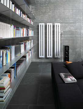 Zehnder Metropolitan (Variant) in modern livingroom