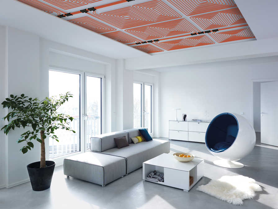 Zehnder Nestsystems Radiant Conditioning Zehnder Group Uk