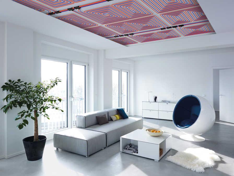 Zehnder Nestsystems Radiant Conditioning Zehnder Group Uk